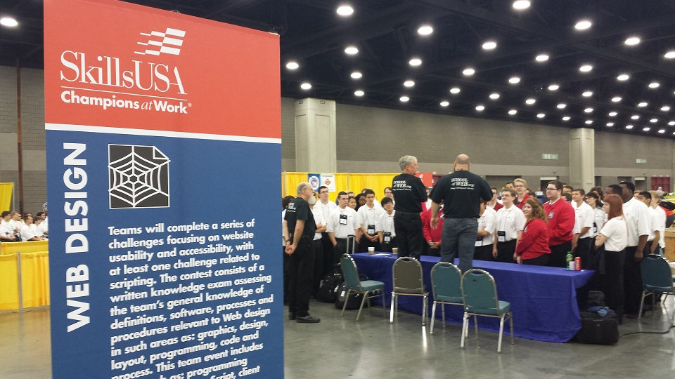 SkillsUSA 2020 Online Competitions