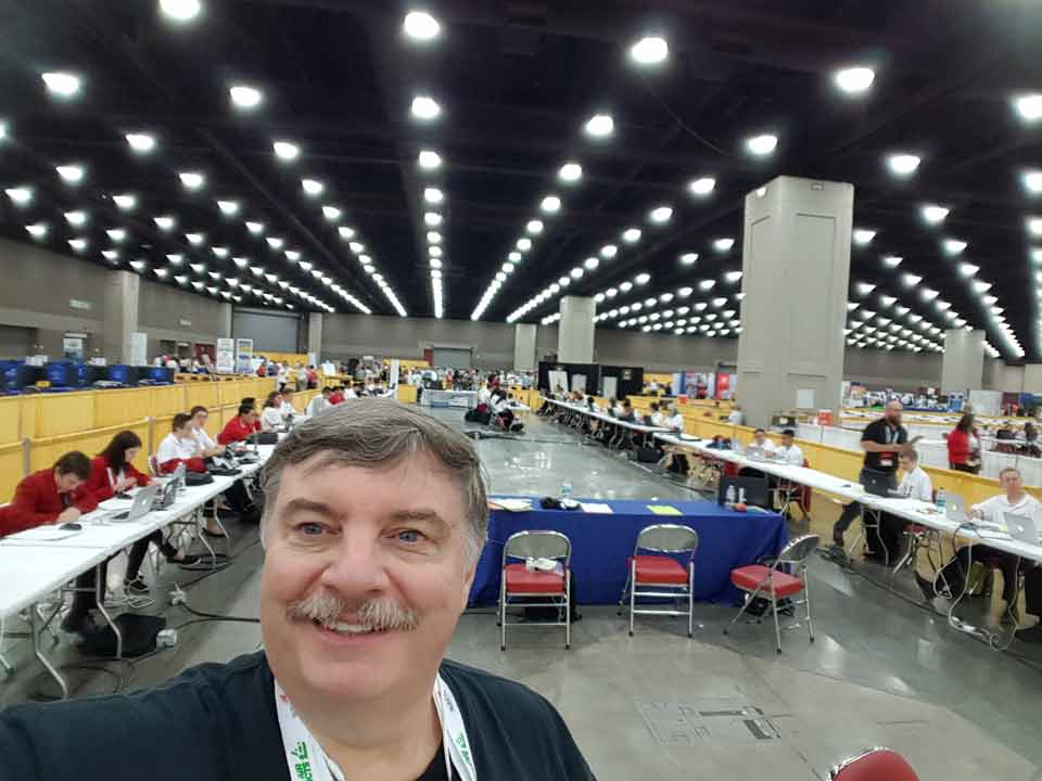 SkillsUSA 2016 – The Nationals in Louisville – Hanging out with the WebProfessionals.Org