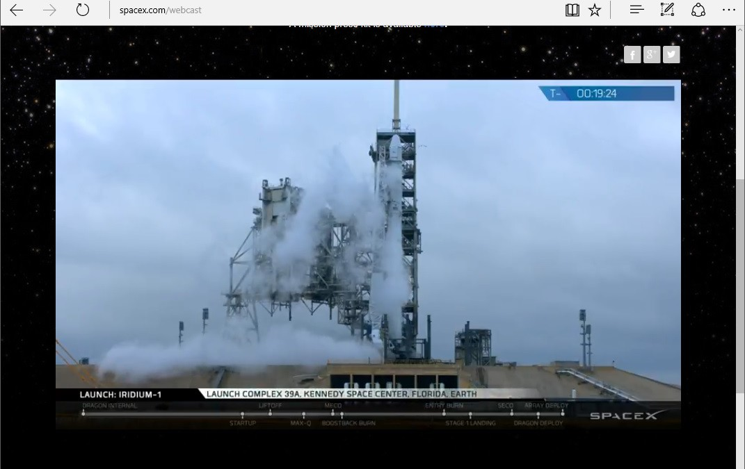 STEAM Careers – SpaceX – Historic Launch from 39A at Cape Canaveral