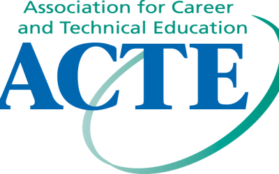 Big Win for CTE and STEM – Career and Technical Education Funding Increased! Thank You ACTE  .