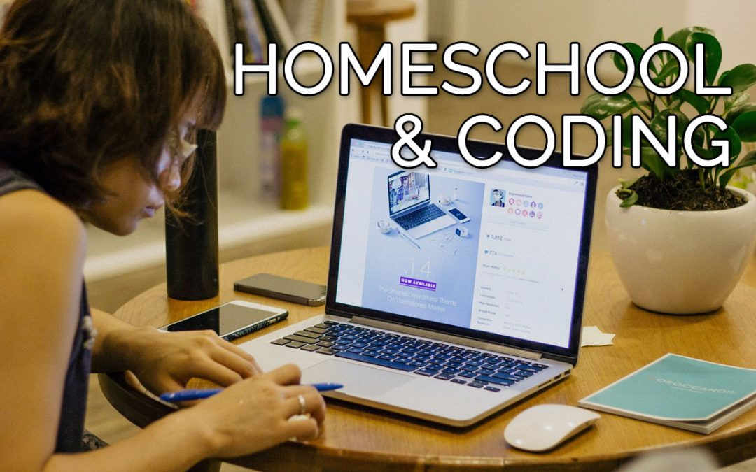 An Easy Way to Teach Coding, Web Design And STEM In Your Homeschool
