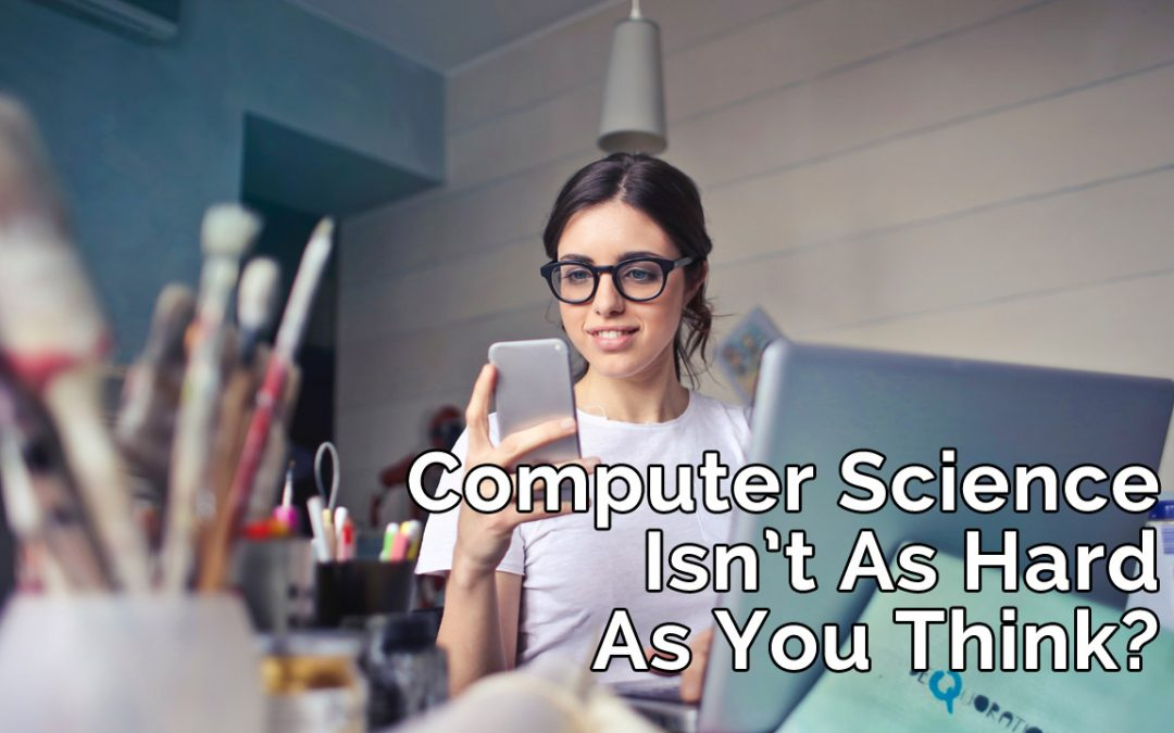 Computer Science is Hard. Fact or Myth?