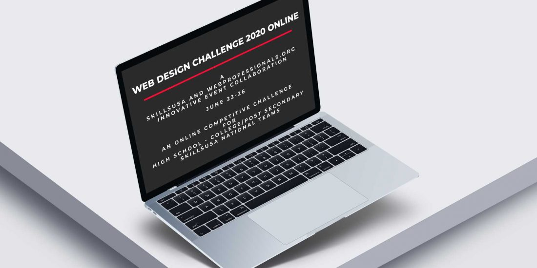 SkillsUSA Web Design Challenge Contest Competition 2020