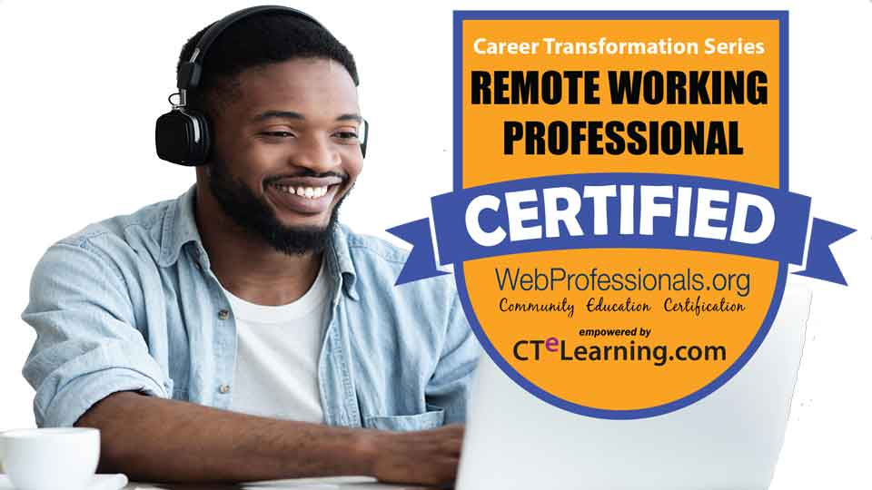 Remote Working Work From Home Training